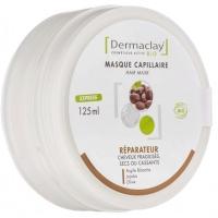 Masque Capillaire réparateur cheveux secs 125ml - Dermaclay Aromatic provence