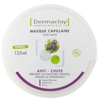 Masque capillaire anti-chute 125 ml - Dermaclay  Aromatic Provence