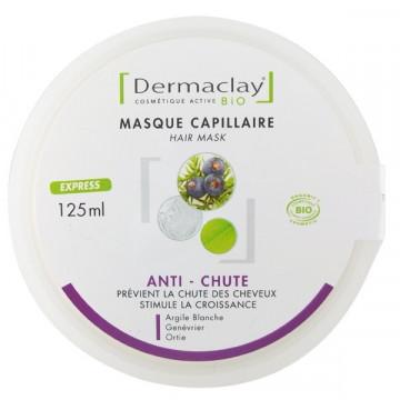 Masque capillaire anti-chute 125 ml - Dermaclay