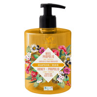 Shampooing douche Miel Propolis 500 ml - Cosmo Naturel Aromatic Provence