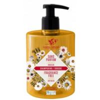 Shampooing douche sans parfum à l extrait de Camomille 500 ml - Cosmo Naturel Aromatic Provence