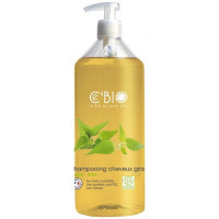 Shampooing cheveux gras Argile Ortie 500ml C'Bio Ecocert, Aromatic Provence