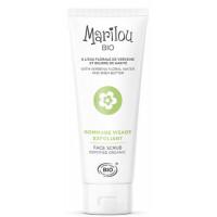 Gommage visage exfoliant 75ml - Marilou bio - Soin du visage bio - Aromatic Provence