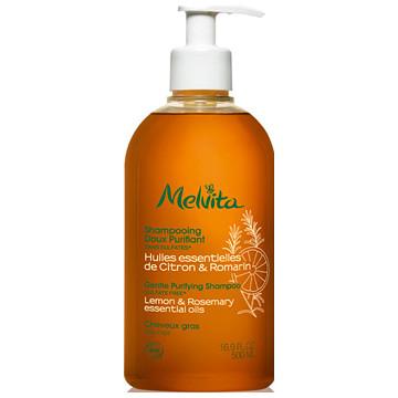 Shampooing doux purifiant 500ml - Melvita