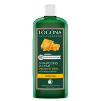 Shampoing volumateur à la bière et au miel 500 ml - Logona volume et légèreté Aromatic Provence