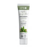 Dentifrice Argile Sauge bio 75 ml - C'BIO dentifrice purifiant reminéralisant Aromatic provence