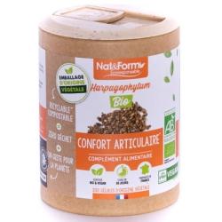 Harpagophytum Bio 200 gélules Nat et Form