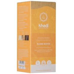 Coloration végétale Blond Moyen 100 gr - Khadi