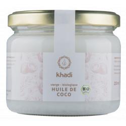 Huile de Coco extra vierge 250 gr - Khadi