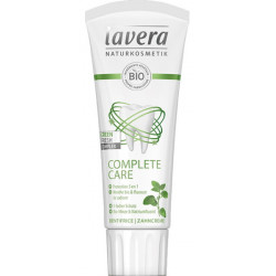Dentifrice Menthe complete care au fluor 75 ml - Lavera