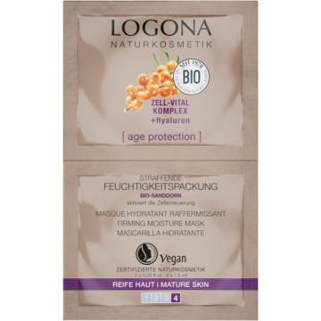 Age Protection Masque Hydratant Raffermissant 2 x 7.5ml - Logona
