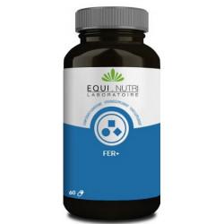 Fer + 60 gélules  - Equi-Nutri