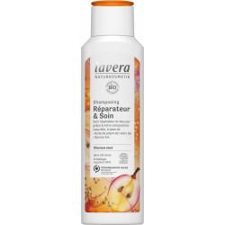 Shampooing réparateur et soin 250ml - Lavera