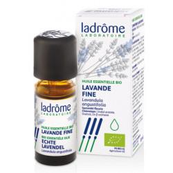 Huile essentielle bio Lavande Fine 10ml Ladrôme