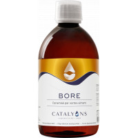 BORE oligo éléments Catalyons 500 ml équilibre osseux Aromatic provence