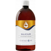 Catalyons Oligo élément SILICIUM 1000 ml - silicium organique