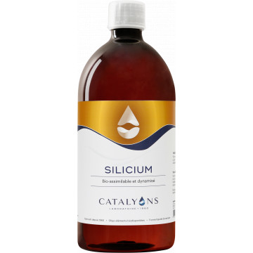 Catalyons Oligo élément SILICIUM 1000 ml