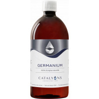 Oligo élément ionisé GERMANIUM 1000 ml Catalyons