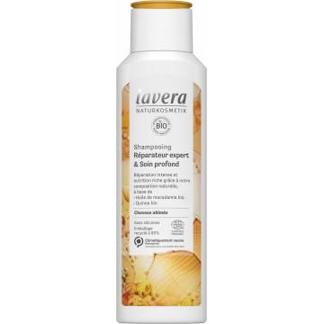 Shampoing réparateur expert et soin profond 250ml - Lavera
