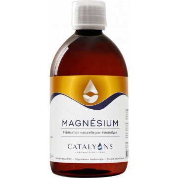 Magnesium Oligo élément 500ml Catalyons
