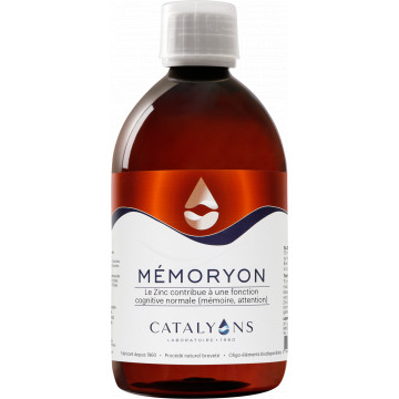 MEMORYON Oligo éléments 500 ml Catalyons