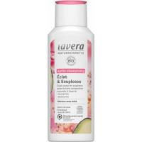 Après Shampoing Eclat et souplesse 200 ml - Lavera, soin naturel cheveux Aromatic Provence