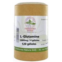 L Glutamine 120 Gélules Herboristerie de Paris Aromatic Provence