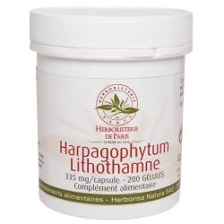 Harpagophytum Lithothamne 200 Gélules - Herboristerie de Paris