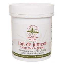 Lait de Jument 200 Gélules - Herboristerie de Paris