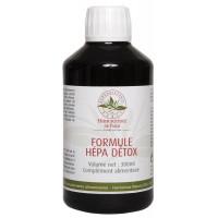 Hépa Detox Formule 300 ml - Herboristerie de Paris hepadraine ur Aromatic Provence