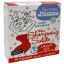 Mon shampoing solide cheveux secs argile rouge 85 gr - Secrets de Provence