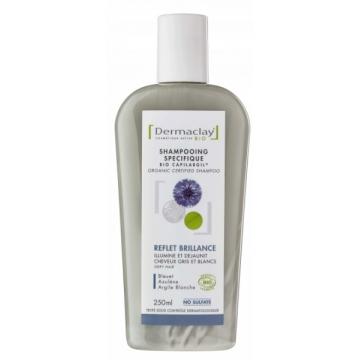 Shampooing Reflets et Brillance 250ml - Dermaclay