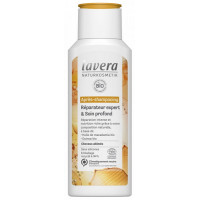 Après Shampoing Réparateur Expert et Soin profond 200 ml - Lavera macadamia olive quinoa bardane Aromatic Provence