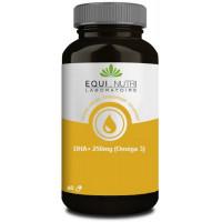 DHA Plus 250mg Omega 3 - 60 capsules Equi-Nutri  equi nutri, aromatic provence