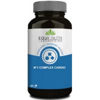 No 1 Complex Cardio 60 gélules végétales - Equi Nutri coeur coenzyme Q10 Aromatic provence