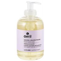 Savon liquide Mains Champs de lavande 300 ml - Avril Beauté hygiène des mains Aromatic provence