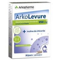 Arkolevure Levure boulardii Saccharomyces boulardii 30 gélules - Arkopharma probiotiques Aromatic Provence