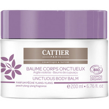 Baume corps onctueux 200 ml - Cattier