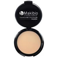 Poudre compacte Claire 9 gr - Maki bio poudre bio pour le teint maquillage bio Aromatic provence