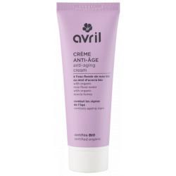Crème de jour anti âge 50 ml - Avril Beauté