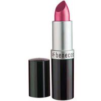 Rouge à lèvres bio Rose Hot Pink 4.5gr - Benecos BDIH Aromatic provence