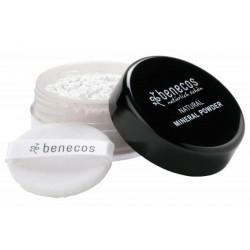 Poudre libre minérale Translucide 10 gr - Benecos