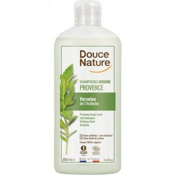 Shampoing Douche de Provence Verveine de l'Ardèche 250ml - Douce Nature
