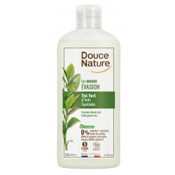 Shampoing Douche evasion Thé vert de chine 250ml - Douce Nature