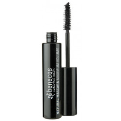 Mascara maxi volume NOIR INTENSE deep black 8ml - Benecos