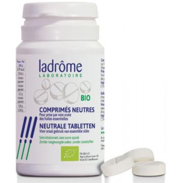 Comprimés support neutres bio x 30 - Ladrôme