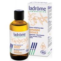 huile végétale d'Amande Douce 100ml Ladrôme, ladrôme, aromatic provence