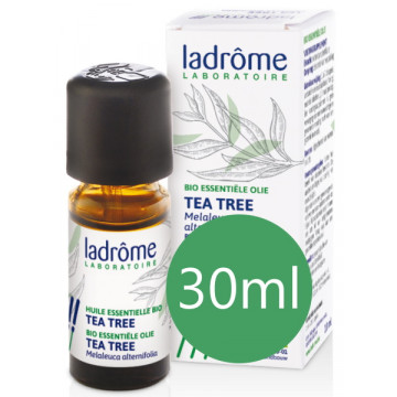Huile essentielle bio Tea Tree 30 ml - Ladrôme