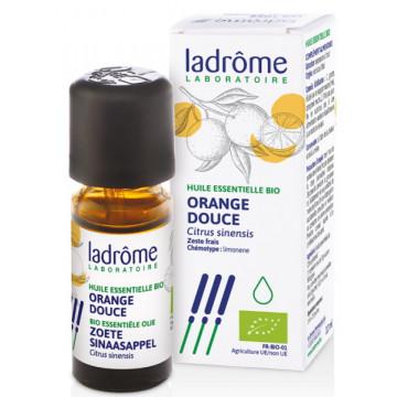 Huile essentielle bio Orange douce 10ml - Ladrôme