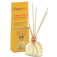 Bouquet Parfumé Anti Moustiques Bio 80 ml - Florame anti insectes géraniol Aromatic Provence